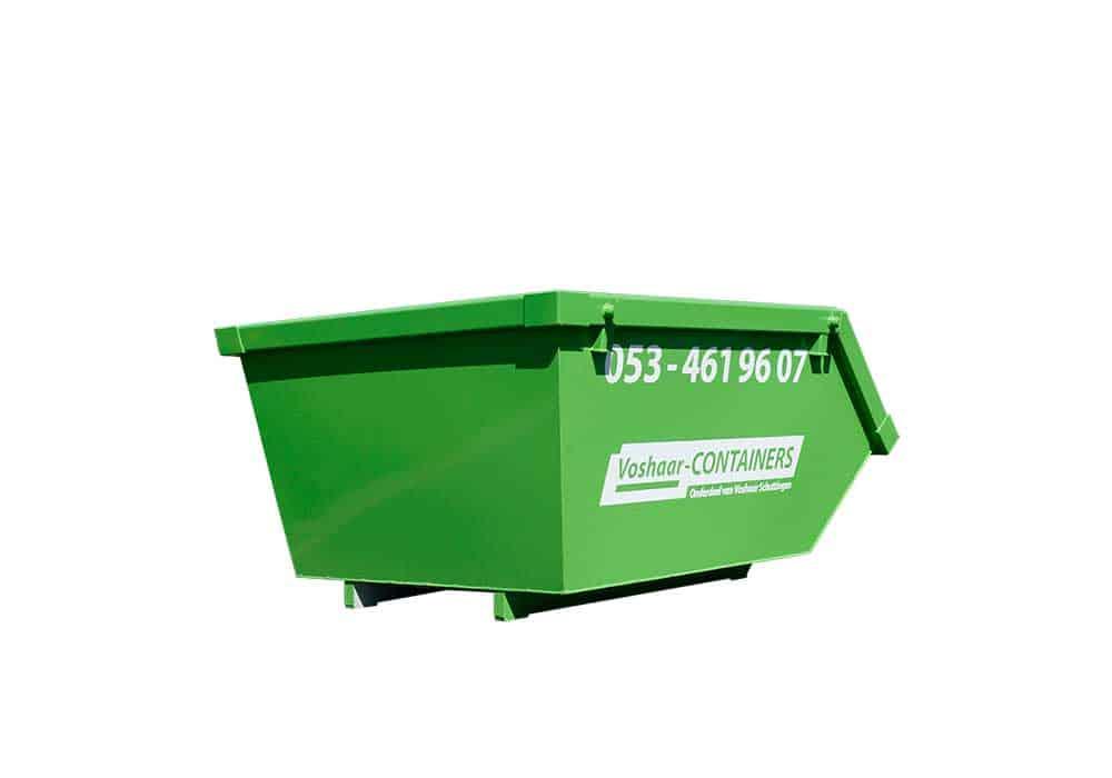 Voshaar Containers: Container 4 M3 (4 KUUB)