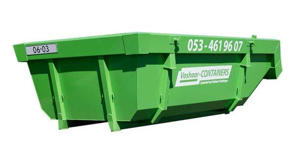 Voshaar Containers: Container 6 M3 (6 KUUB)